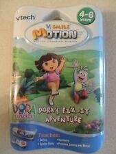 Vtech V.Smile Motion Nick. Dora's Fix It Adventure Active Learning System NIP