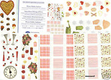 Creative Memories Winter Medley Sticker Pack ~NLA~