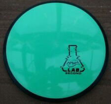 Mvp Lab Second Volt Green w/Black Rim 154g Only Thrown 3 Times Excellent cond!