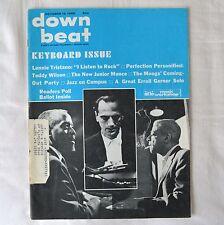 DOWN BEAT MAGAZINE 16/10/1969 JAZZ Moog