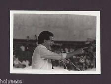 VINTAGE PRESS PHOTO / GOV. RAFAEL HERNANDEZ COLON / PUERTO RICO / 1980's / #13