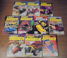 Street Rodder Magazine Lot 1997 Classic Muscle Cars Street Rods