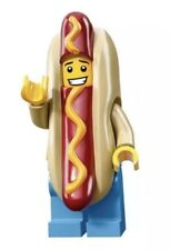Hot Dog Suit Man Custom Lego Figure / New in Package