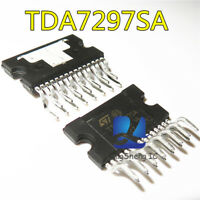 1PCS TDA7297SA IC AMP DUAL BRIDGE CLIPWATT15 7297 TDA7297 NEW