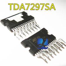 1PCS TDA7297SA IC Amp puente Dual clipwatt 15 7297 TDA7297 Nuevo