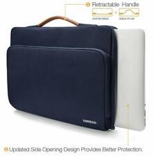 iPad Pro 12.9 2017 Sleeve Case Armor Drop Protective Zipper Handle Bag Dark Blue