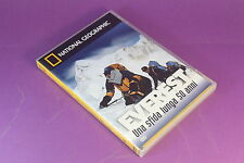 [LA2-06] DVD- EVEREST UNA SFIDA LUNGA 50 ANNI - NATIONAL GEOGRAPHIC - OTTIMO