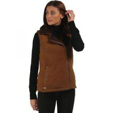 Cappotti e giacche da donna marrone con Cerniera Taglia 44