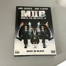 DVD  # MIIB MIB MEN IN BLACK 2 SPECIAL EDITION 2 DVD