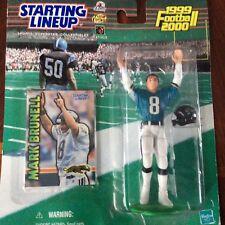 NEW 1999 STARTING LINEUP NFL MARK BRUNELL JACKSONVILLE JAGUARS
