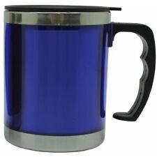 Thermo Mug 450 ML Stainless Steel Insulated Mug Car Mug Drinking Cup Mug, Blue