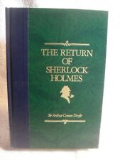 The Return Of Sherlock Holmes 1991 Readers Digest Book With Insert [Misc. Suppli