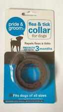 Flea Tick Collar Dogs Kills Prevent 3 Months Protection UK FREE DELIVERY