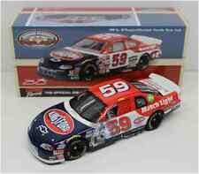 NASCAR 1998 JIMMIE JOHNSON  # 59 KINGSFORD MATCH LIGHT 1/24 CAR