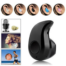 Mini Wireless Bluetooth 4.0 Stereo In-Ear Headset Kopfhörer für Samsung iphone