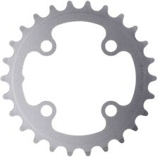 FSA Steel 9 Speed 26t Chainring 64mm BCD Silver