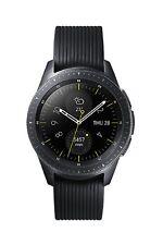 Samsung Galaxy Watch SM-R810 42mm Midnight Black Gehäuse mit Klassisches Armband in Onyx Black - Bluetooth