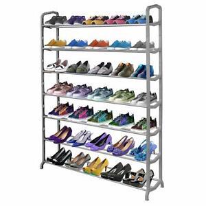 SortWise® 7-Tier 35-Pairs Shoes Rack Storage Organizer Unit Home Entryway Shelf