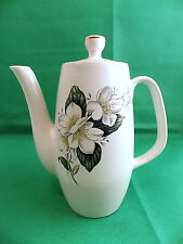More details for sylvac floral coffee pot