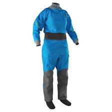 NRS Womens Pivot Drysuit - Marine Blue / Kayaking / Paddling / Watersports