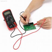 A2C8 Universal Car Van Digital Multimeter Multi Meter Test Detector Lead Probe