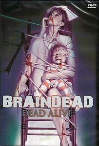 Braindead - Dead Alive ( Horror Kult ) Peter Jackson - Timothy Balme NEU