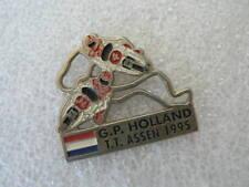 PINS,SPELDJES DUTCH TT ASSEN MOTO GP 1995  DUTCH TT ASSEN KEVIN SCHHWANTZ NO 34