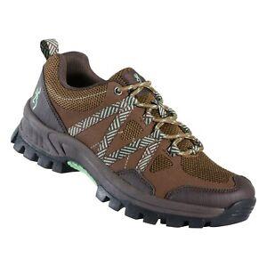 Browning Womens Glenwood Trail Shoe Potting Soil/Ming
