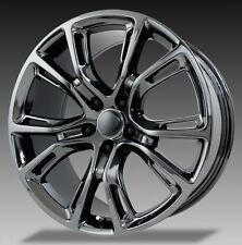 "4 NEW JEEP SRT8 22"" Hyper Silver Wheels OE 22x9 137HS Grand Cherokee"