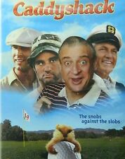 CADDYSHACK (1980) Bill Murray Chevy Chase Rodney Dangerfield Ted Knight SEALED