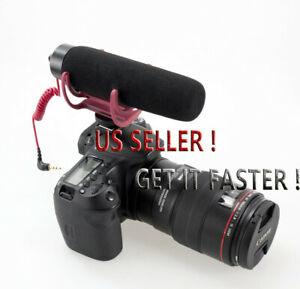 Microphone for Rode Videomic GO