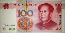 Chine -100 Yuan 1999