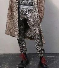 Giambattista Valli HM Animal Print Pants Men Size M