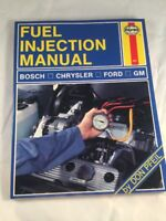 HAYNES FUEL INJECTION MANUAL - BOSCH CHRYSLER - FORD - GM by Don Pfeil