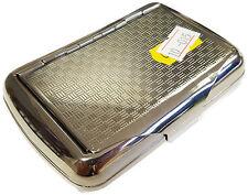 Metal Cigarette Holder Case - Tobacco Smoking Gift #10-015