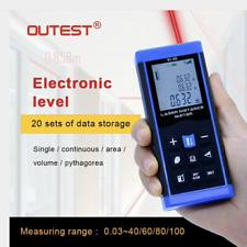 OUTEST Electronic level Laser Distance Meter laser range finder 60M