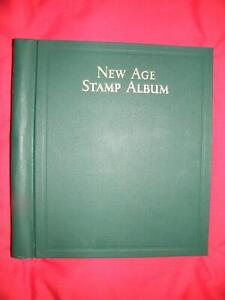 Commonwealth Selection In Fine New Age Album. Countries A To B. Ref-640