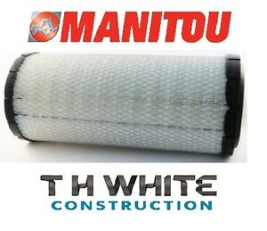 Manitou Outer Air filter MLT MT 563416 (MM)