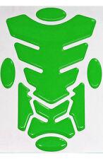Transformer Apple Green 3D Resin Domed Resin Tank Pad + 4 Oval Pads