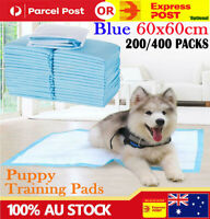 HEAVY DUTY DOG PUPPY LARGE TRAINING WEE PADS PAD FLOOR TOILET MATS 60 x 60cm