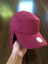 Unisex Eco Enviro Cap Mens Kids Hat Sun Protection