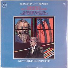 BERNSTEIN, BRAHMS: Sealed 2x LP DUO-PACK Columbia Masterworks LP