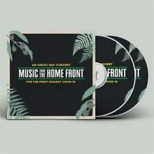MUSIC FROM THE HOME FRONT feat. Jimmy Barnes, Crowded House 2CD NEW