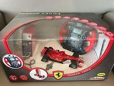 Ferrari F2004 Radio Controlled set scale 1:32 Majorette RTR NEW in box !!