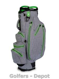 TiCad Cartbag FO Premium Waterproof grey TEX