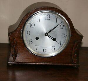 Art Deco Antique Mantel Carriage Clocks For Sale Ebay
