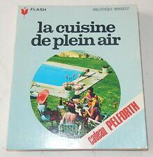 Guide FLASH : La CUISINE de PLEIN AIR - Bière  PELFORTH - Vintage 1970