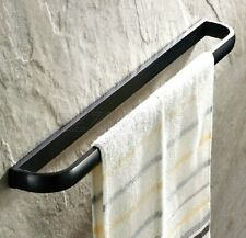 Oil Rubbed Bronze Single Towel Bar Rack Bathroom Wall Mounted Towel Holder