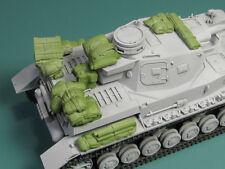 E-033, Panzerkampfwagen IV (All Versions) Stowage Set, Eureka XXL, 1/35