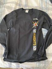 vegas golden knights long sleeve Shirt